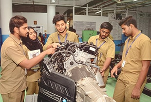 M.Tech in Machine Design