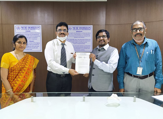 Department of MCA signed an MOU on 11-11-2020 with DigiTran Solutions