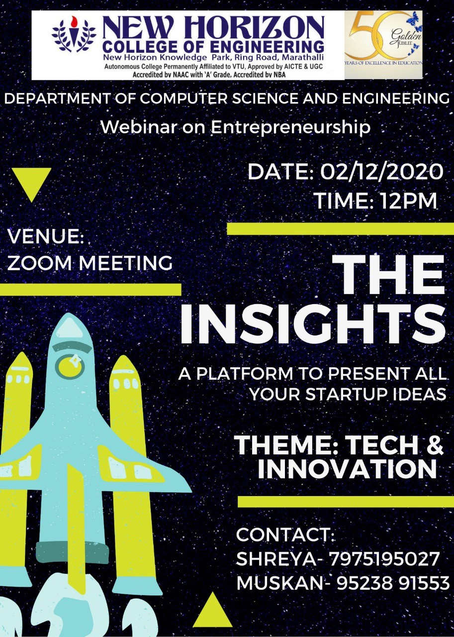 The Insights – A platform to present all your startup ideas