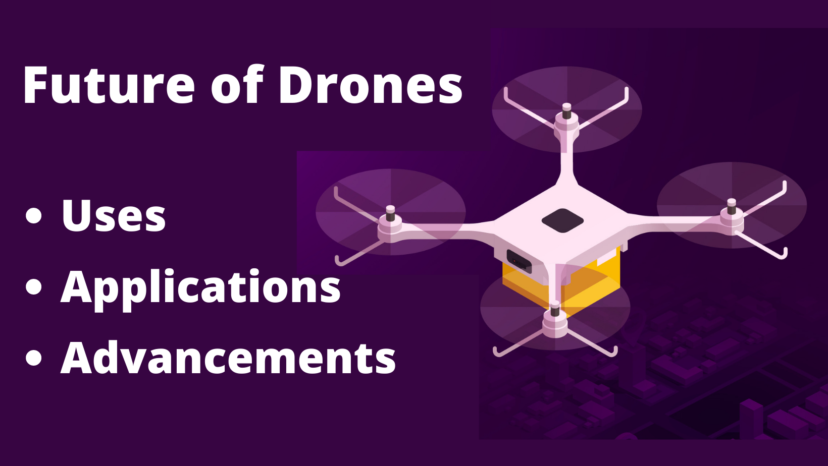 Drone article image